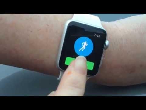 Runkeeper + Apple watch