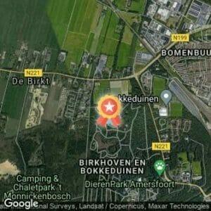 Afstand 12e Utrechtse Heuvelrugestafette 2019 route