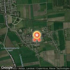 Afstand 13e Stratenloop Waspik 2019 route