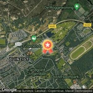 Afstand 20e Den Haag Strand Marathon 2020 route