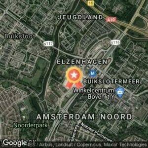 Afstand 30 van Amsterdam Noord 2018 route