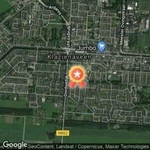 Afstand 36e Drenthe Loopfestijn 2019 route