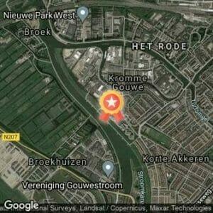 Afstand 3e Boerenkoolloop Gouda 2020 route