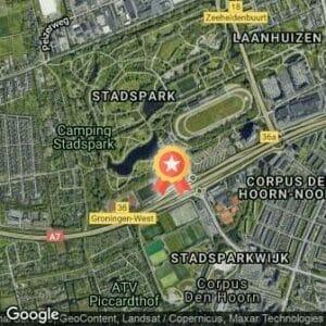 Afstand 4e 29e Stadsparkloop 2020 route