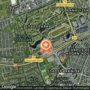 Afstand 4e Road2Rotterdam trainingsloop 30/35 km 2020 route
