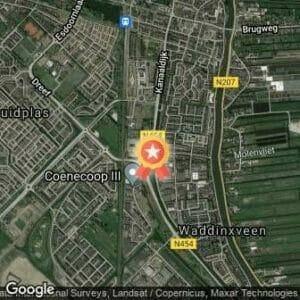 Afstand 51e Langs de Gouweloop 2019 route