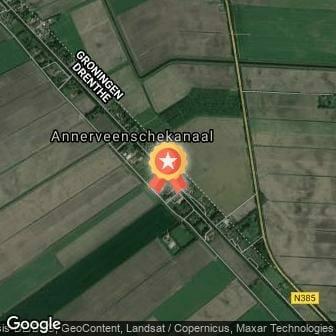 Afstand AFGELAST Rabocup Assen en Noord-Drenthe 5 en 10km Semslinieloop Annerveenschkanaal 2022 route
