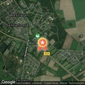 Afstand AFGELAST Rabocup Assen en Noord-Drenthe Arnoud Magnin Loop Zuidlaren 2021 route