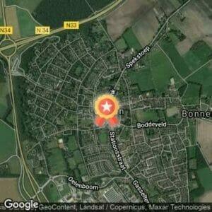 Afstand AFGELAST Rabocup Assen en Noord-Drenthe Run van Gieten 2021 route