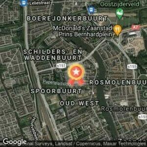 Afstand AFGELAST: Zaankanterloop 2020 route