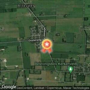 Afstand Alkeloop 2021 route