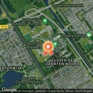 Afstand Almere Lenteloop 2019 route