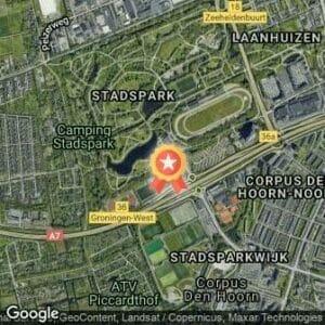 Afstand B&C Bommen Berendloop 2020 route