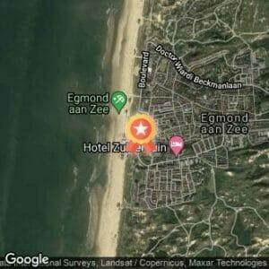 Afstand Beach Bastard 2018 route