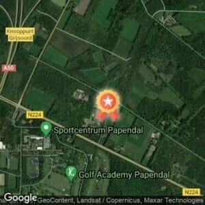 Afstand Biothlon 2019 route