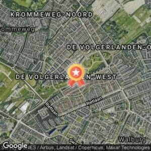 Afstand Bolidt Inner Circle Run 2017 route