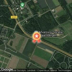 Afstand Braambergencross 2020 route