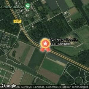Afstand Braambergencross 2021 route