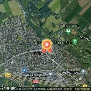 Afstand Bunniks Mooiste 2019 route