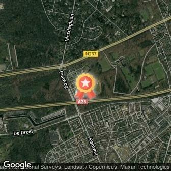 Afstand C L I N I C Loopgroep Road Runners Zeist 2021 route