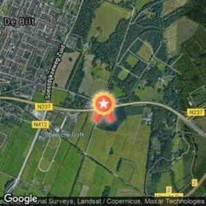 Afstand Chocolademelkloop 2016 route