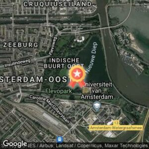 Afstand City Wish Walk 2018 route