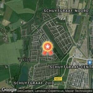 Afstand De 12 van Schuytgraaf #2 2017 route