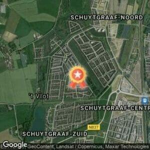 Afstand De 12 van Schuytgraaf #3 2017 route