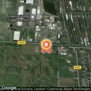 Afstand De Hardloopwinkel Bentwoudrun 2020 route