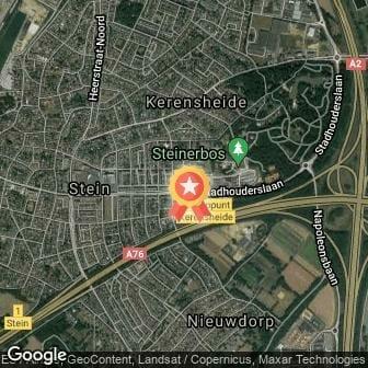 Afstand De Hypotheker Run 5 & 10 km 2022 route
