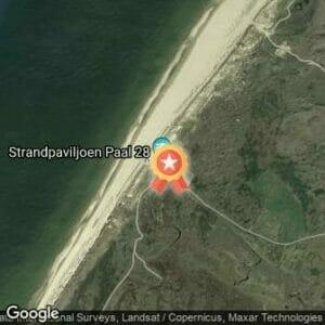 Afstand De Krim Strandloop, Texel 2021 route