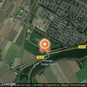 Afstand Dokev Zuurbier Makelaardij Voorjaarsloop 2017 route
