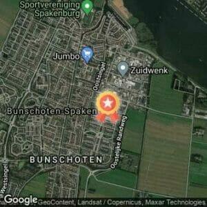 Afstand Eemmeerloop 2020 route