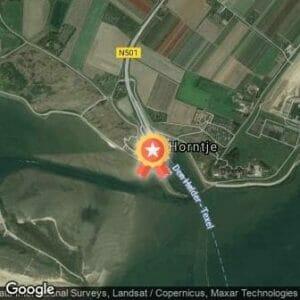 Afstand Estafette De Zestig van Texel 2022 route