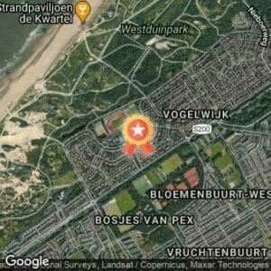 Afstand Haagse tien 1 vd 4 loop 2018 route