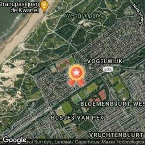 Afstand Haagse tien 1 vd 4 loop 2019 route