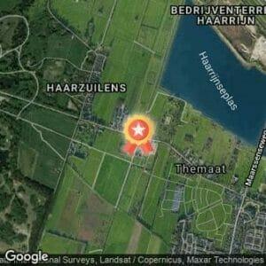 Afstand HaarrijnTrailrun 2017 route