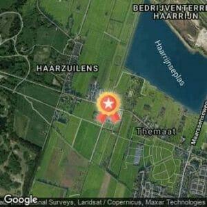 Afstand Haarrijntrailrun 2019 route