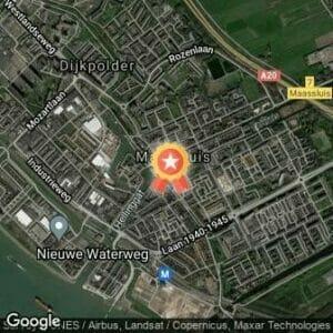 Afstand Havenloop 2018 route