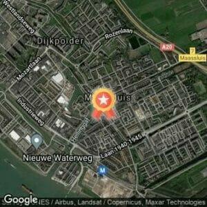 Afstand Havenloop 2019 route