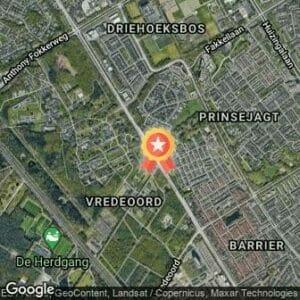 Afstand Hypotheker Beekloop 2021 route