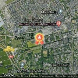 Afstand Kerkpolderloop (Sportcenter Allround) 2020 route