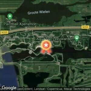 Afstand Kleine Wielenloop Groene Ster Leeuwarden 2020 route
