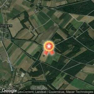 Afstand KRANENBROEKER BOSLOOP 2.0 2020 route