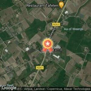 Afstand Kwekerijenloop 2018 route