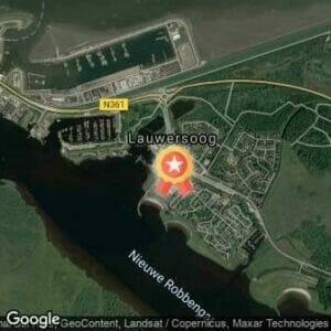 Afstand Lauwersmeer Marathon 2021 route