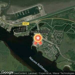 Afstand Lauwersmeer Marathon Afgelast 2020 route