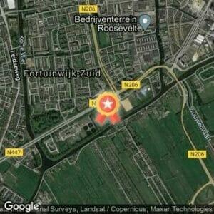 Afstand LRRC Runnersworld Leiden Run Classic #158 2018 route