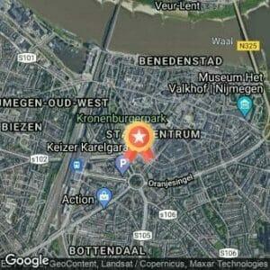 Afstand Marikenloop 2019 route