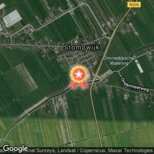 Afstand Meerhorstloop 2017 route